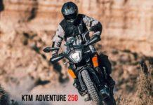 KTM 250 Aventure
