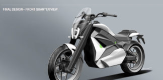 Ather Electric Motorcycle Rendering-9