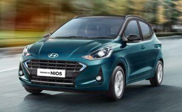 Hyundai Grandi10 Nios