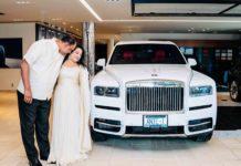Rolls Royce Cullinan Delivery1