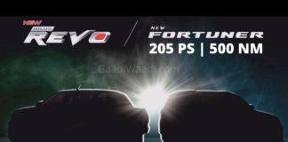 Toyota Fortuner Facelift2
