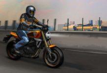 harley 350 CC Motorcyle