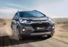 2020 Honda WR-V facelift1
