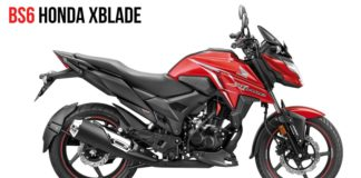 BS6 Honda Xblade1