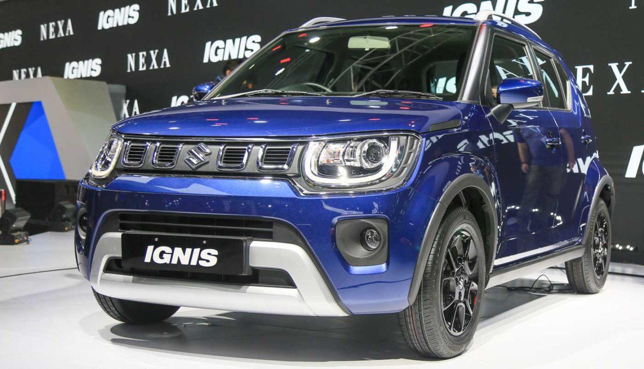 Maruti Ignis Facelift2