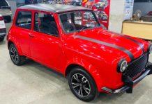 Modified Fiat Premier Padmini