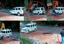 Bolero Accident