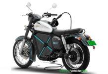 Jawa Electric Motorcycle Rendering3