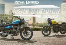 RE Meteor 350