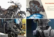 Royal Enfield Meteor 350 Spec and features-18