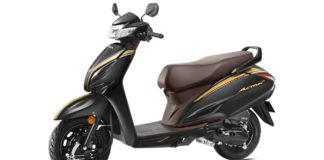 Honda Activa 6G 20 years edition-2