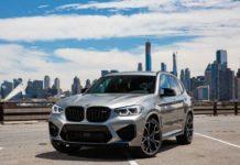 BMW X3 M 1