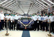 Audi A4 Production