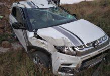 Maruti-Brezza-accident