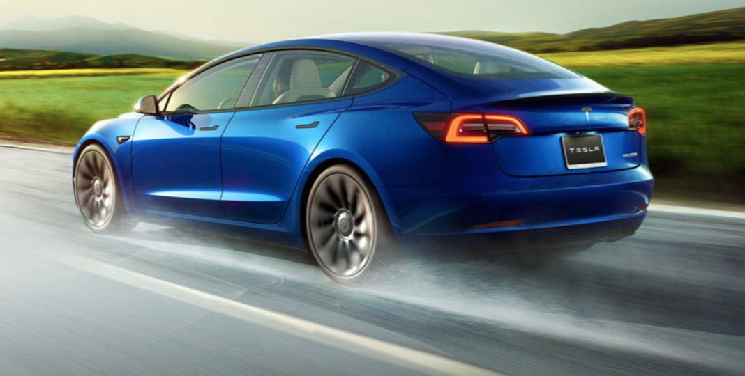 Tesla model 3_