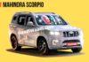 Production-Spec 2021 Mahindra Scorpio