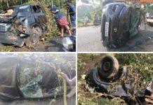 Tata Harrier Accident