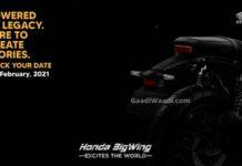 Honda H'ness CB350 Cafe Racer
