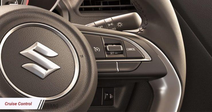 2021 Maruti Suzuki Swift Facelift Teaser