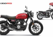 Honda H'Ness CB350 Vs Honda CB350 RS