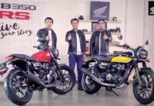 Honda CB 350 RS-2
