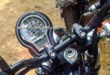Royal Enfield hunter