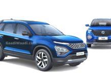 New Tata Safari Vs MG Hector Plus