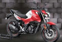 Hero Xtreme 160R Limited edition