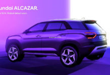 Hyundai Alcazar Sketch