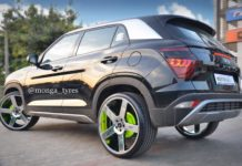 Hyundai-Creta-modified-22-inch-wheels-4
