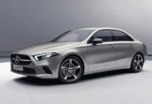 2021 Mercedes-Benz A-Class Limousine