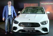 2021 Mercedes-Benz E-Class Facelift