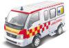 Tata Magic Express Ambulance