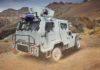 Ashok Leyland Light Bullet Proof Vehicles