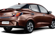 Hyundai Aura_