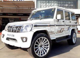 Mahindra-Bolero-modified-Monga-Tyres-1