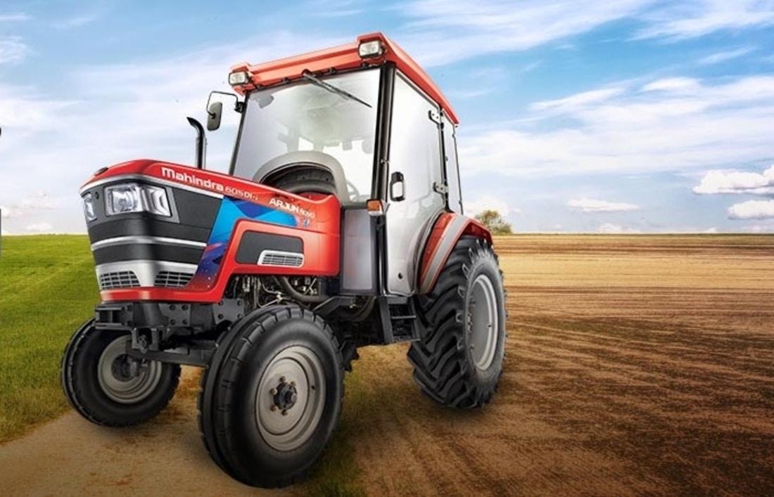 AC-tractor-Mahindra-Arjun-Novo-605-DI