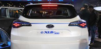 Mahindra XUV 300 Electric