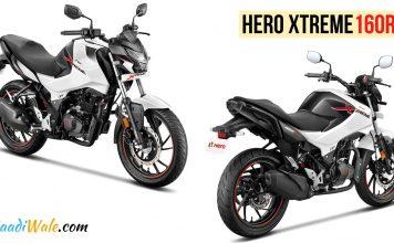 Hero Xtreme 160R