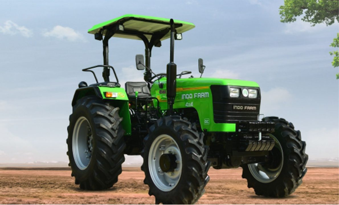 Indo Farm 4190-2
