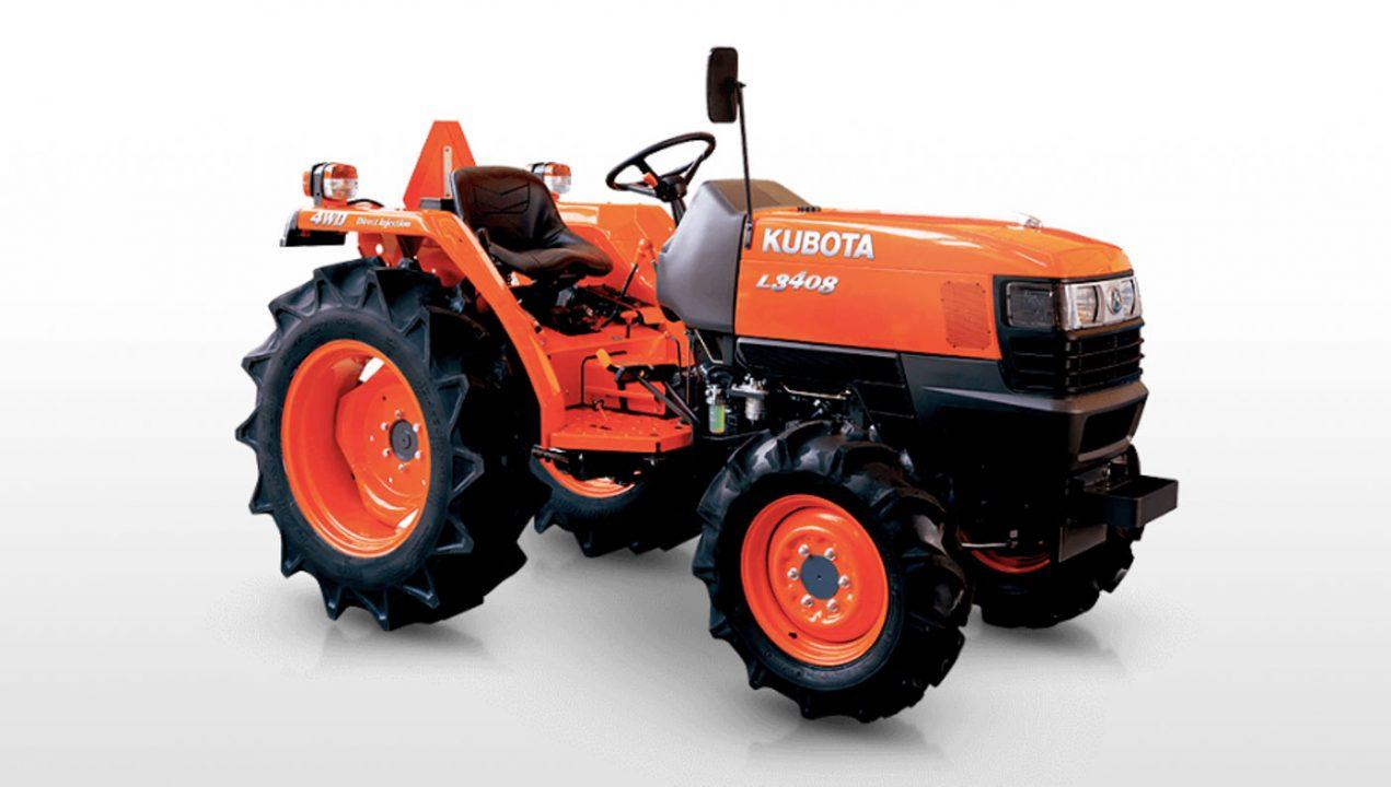 Kubota L3408