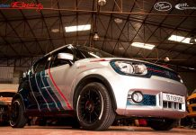 Modified Ignis by Eimor Customs