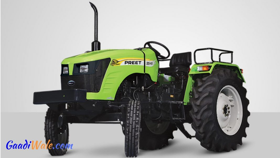 preet 3549 tractor1