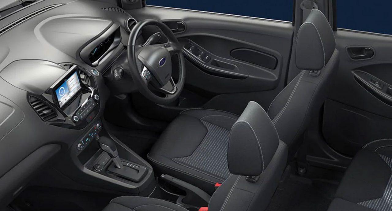 ford figo automatic-3