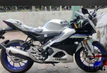 2021 Yamaha YZF R15M