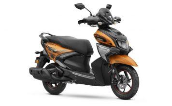 2021 Yamaha RayZR 125 Hybrid