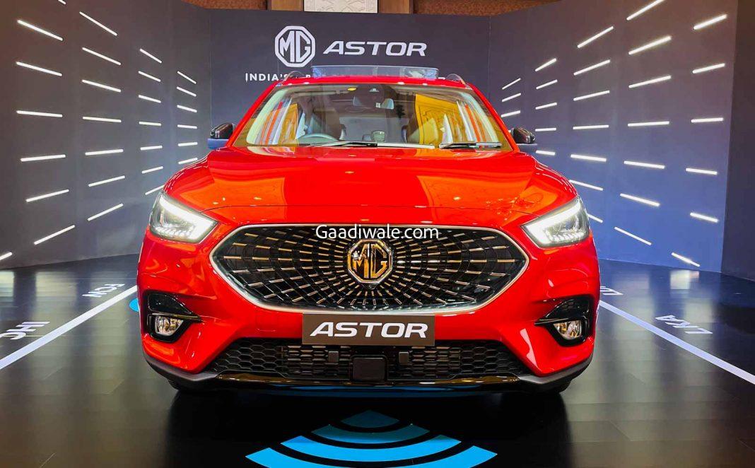 MG Astor-5
