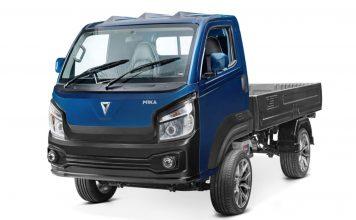 Omega M1Ka Commercial vehicle