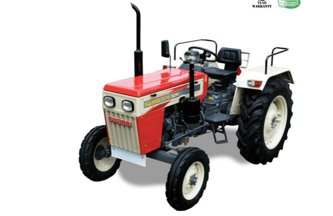 Swaraj XM Tractor-3