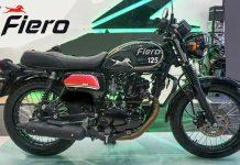 TVS Fiero 125